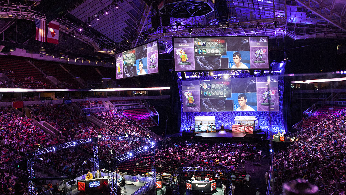 E Sports Wikimedia The International 2014