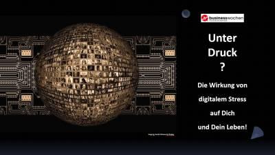 21.10. Christoph Hirsch: Unter Druck? Die Wirkung von digitalem Stress auf Dich und Dein Leben!