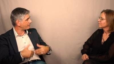 Interview von Maren Fromm mit Ioannis Delakos, Bürgermeister in Holzgerlingen
