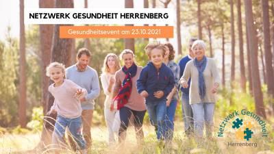 23.10. Netzwerk Gesundheit: Gesundheit – mit Leichtigkeit und Lebensfreude