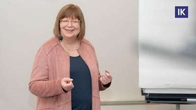 20.10. Irene Klinke: Mit Gedächtnistechniken zum Erfolg