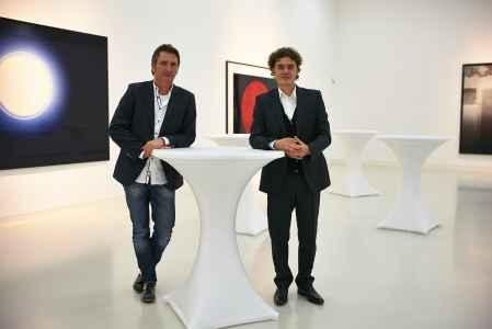 Oliver Kern und Volker Siegle